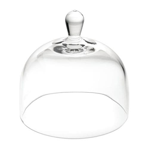CW550 Utopia Small Glass Cloches (Pack of 6)